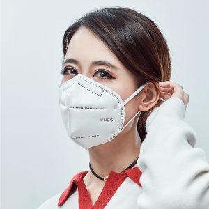 n95 Engangsmaske for at forhindre smog, forhindre støv og indånder frit