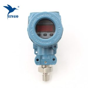 Kina 4-20mA rs485 hart smart tryk transmitter