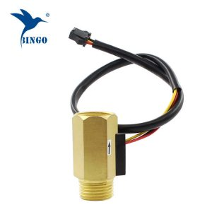 Messing Hall Turbine flow sensor sensor måling switch kontrol