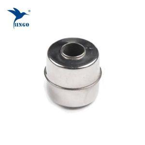 Cylinderformet rustfrit stål Float Ball