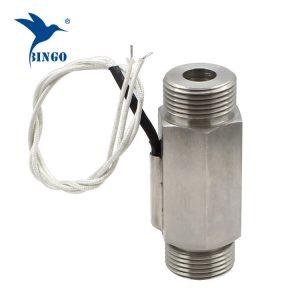 DN25 300V magnetisk rustfri stålstrømskontakt til vandvarmer