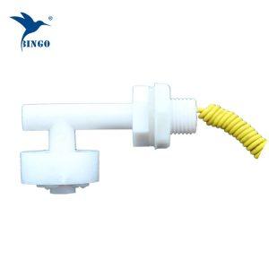 Vandret mini L form plast Float Switch til vandtank
