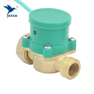Pipe Booster Pump Flow Switch til vand