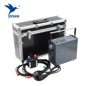 Bærbar Ultrasonic Flow Meter