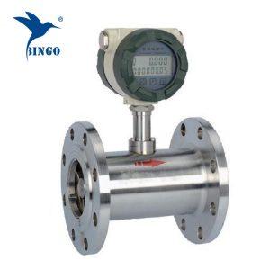 Turbine Brændstofforbrug Flow Meter Diesel Brændstof Flowmeter