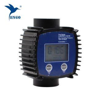 vandmåler (T turbine meter digital flow meter, digital turbine flow meter)